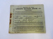 Ration Book; 1918; LDMRD 0589.6