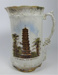 Jug featuring Kew Pagoda; C1283