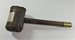 Barrel tapping hammer; 1703-1923; LDMRD 0778.1