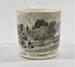 Small china mug; LDMRD 0480