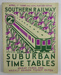 Railway Timetables from 1936; 1936; LDMRD 0852.6