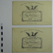 Old Palace Pharmacy envelopes, Lloyd & Son; LDMRD 0143.3 (a&b)
