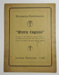 Richmond Operatic Society programme; F. W. Dimbleby & Sons; 1923; LDMRD 0961.4