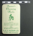 Labels for Hayward's Cleansing Herbs; R. H. E. HAYWARD LTD; LDMRD 0355.11