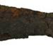 Iron axe; C0983