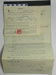 Bill for Private Road works and 4 receipts for part payments ; c 1909 -1913; LDMRD 1026.5