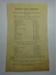 Playbill; R. B. Sheridan, Esq.; 1806; LDMRD 0169.2.5