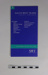 South West Train Timetable; 1995; LDMRD 0612.2