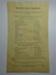 Playbill; R. B. Sheridan, Esq.; 1806; LDMRD 0169.2.3