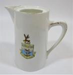 Ceramic coffee pot; LDMRD 0725