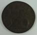 Halfpenny; Royal Mint; 1771; C1338