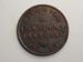 Trade token; 1821; C1417B