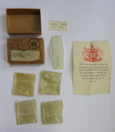 Original box for Campaign medals; 1949; LDMRD 0060.1