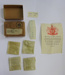 Original box for Campaign medals; 1949; LDMRD 0060.1