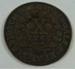 10 reis coin; 1765; C1329