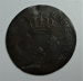 2 sous coin; 1780; C1255