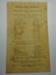 Playbill; R. B. Sheridan, Esq.; 1806; LDMRD 0169.2.6