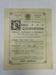 Programme of Borough of Richmond Peace Celebrations; 1919; LDMRD 0575