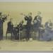 Photograph of six piece Belgrave Dance Band; Hana Studio Ltd; c.1920s; LDMRD 0724.9