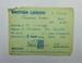 British Legion membership card; The Royal British Legion Press; 1968; LDMRD 0752.7