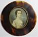 A miniature painting of Princess Clementina Sobieska; PC; 1753; C1313