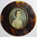 A miniature painting of Princess Clementina Sobieska; PC; 1753; C1313