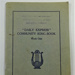 Song book; Daily Express National Community Singing Movement; John Goss; 1927; LDMRD 0603.7