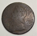 Penny coin; 1739; C1321
