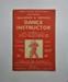 Dance Instructor; Geographia; Spowart, Ella; LDMRD 0856