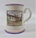 Porcelain mug; 1990; LDMRD 0837.2