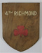 4th Richmond Girl Guides Plaque; c.1918-1958; LDMRD 0566.3a
