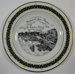 Commemorative plate; Gerald Swan; Royal Porcelain; LDMRD 0710.1