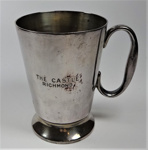 Silver cup; LDMRD 0929.2