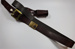 British Legion belt with flag pole carrying bucket; LDMRD 0752.31