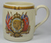 Commemorative mug; British pottery Manufacturers Federation; 1935; C1263