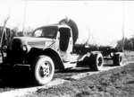 Photo - Bill Parry's Truck Lake Como, c.1946; 1946-1946; P-938-0