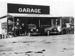Photograph - Etheridge Bros Garage; R Etheridge; 1933-1933; P-5-0