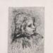 Pierre August Renoir/Claude Renoir, De Trois-Quarts a Droite; Pierre August Renoir; 1908; 1965.1.1
