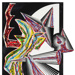 Frank Stella/Then Came Death and Took the Butcher; Frank Stella; 1982-84; J2004.3.2