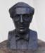 Humbert Wolfe (1885 - 1940) Poet - Bradford Grammar School Library sculpture; Anthony David Padgett, Anthony David Padgett; 2014-15