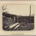 WINTER SCENE WITH THE TRESTLE BRIDGE ALONG THE ATLANTIC AND GREAT WESTERN RAILWAY; James Fitzallen Ryder (American (1826 - 1904); 1862
