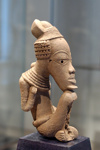 NOK TERRACOTA; Natives of Nigeria; 1250 AD