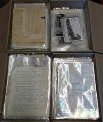 George Weickhardt Papers