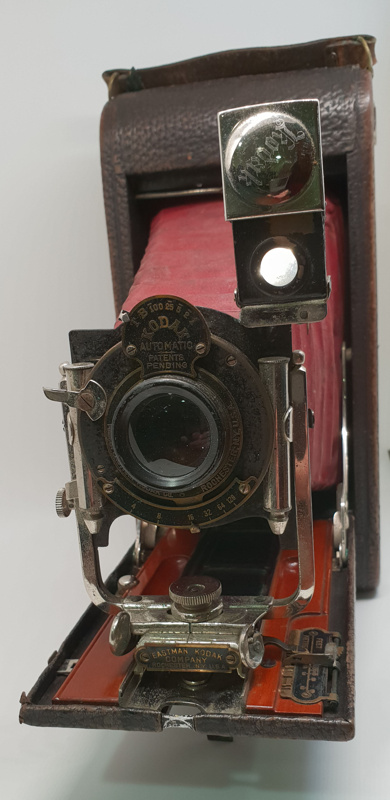 No 3 A Folding Pocket Camera Model B4 Eastman Kodak Company Rochester New Y On Ehive