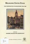 Victorian Historical Journal : 240 Volume 63 (2-3), 1992; Royal Historical Society of Victoria