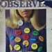 Observer Magazine, 8/12/967, devoted to the emerging hippie counterculture; Unknown; 1967