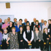 A family group of Parker's children and family members.; FNPL2015.002.020