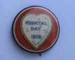 Hospital Day Badge; 1918; 3