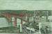 Postcard of the Murray Bridge, looking East, 15 Feb 1907.; 15 Feb 1907; MB/PCD 00163