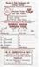 Murray Bridge Bowling Club Score Card, 15 Feb 1964.; Unknown; 1964; MB/SCO 00039